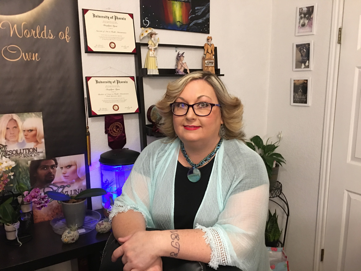 Author Cheryllynn Dyess Sirmans Is Our New Vice President Of Membership | Azure Fire Publishing: encouraging youth-friendly Fantasy & Sci-Fi literacy through writing challenges