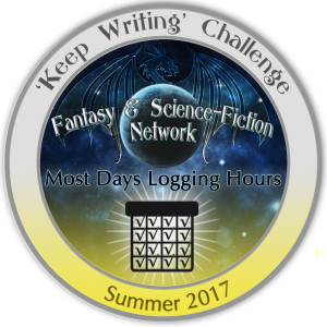 Challenge badge | Azure Fire Publishing: encouraging youth-friendly Fantasy & Sci-Fi literacy through writing challenges